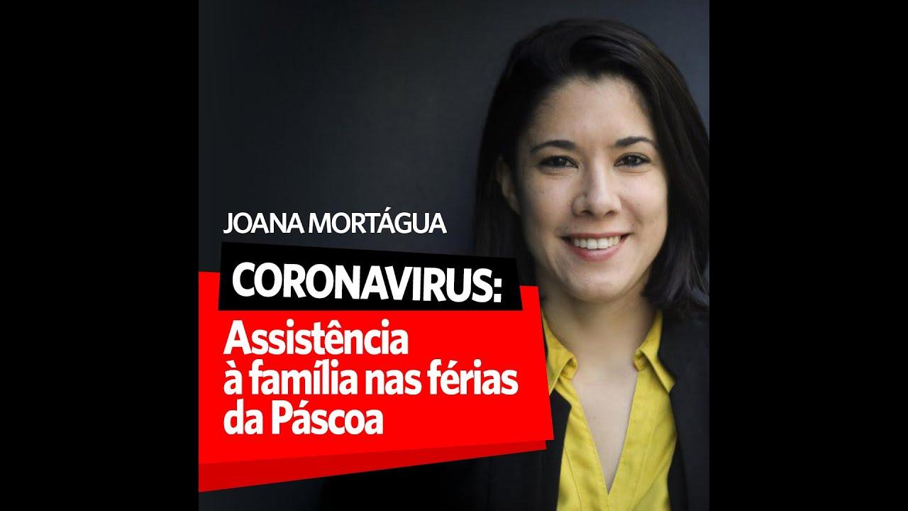 Covid-19: Assistência à família nas férias da Páscoa | ESQUERDA.NET