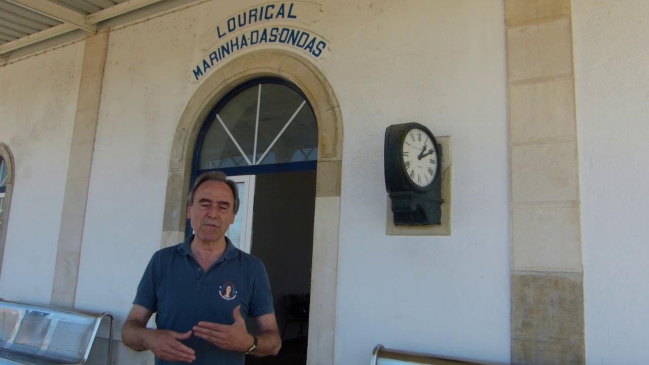 Requalificar a Linha do Oeste e a ferrovia em Portugal