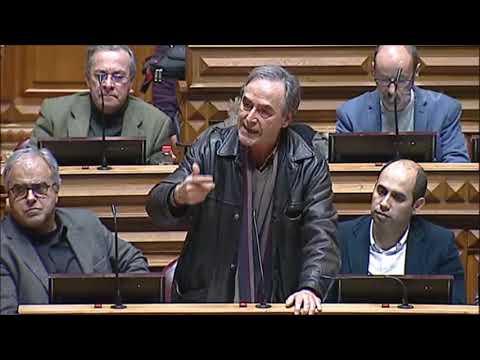 """Heitor de Sousa: """"A decisão não pode ser tomada porque ainda não há estudo de impacte ambiental"""""""